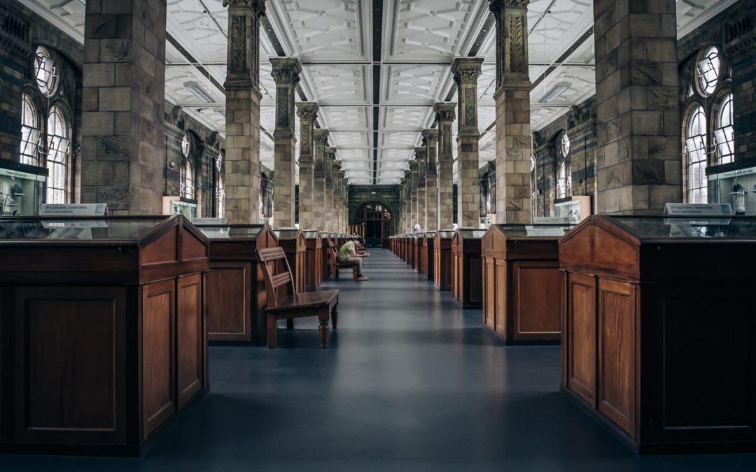 Museum Logistics – ERC2018