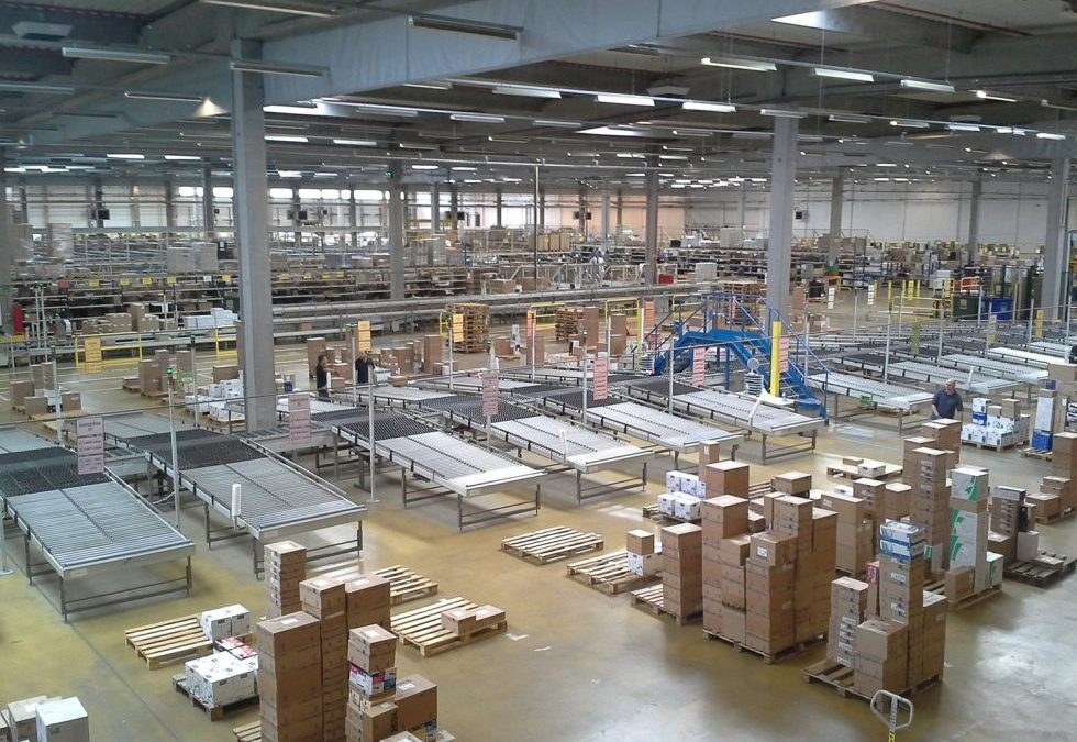 Warehousing – Cold Chain